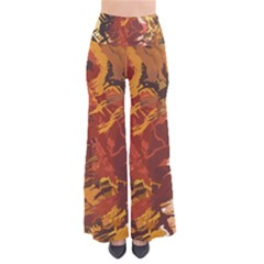 Abstraction Abstract Pattern Pants
