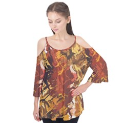 Abstraction Abstract Pattern Flutter Tees