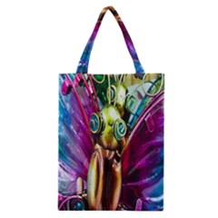 Magic Butterfly Art In Glass Classic Tote Bag