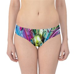 Magic Butterfly Art In Glass Hipster Bikini Bottoms