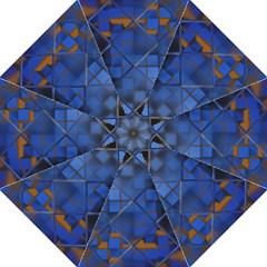 Glass Abstract Art Pattern Straight Umbrellas