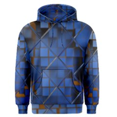 Glass Abstract Art Pattern Men s Pullover Hoodie