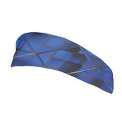 Glass Abstract Art Pattern Stretchable Headband