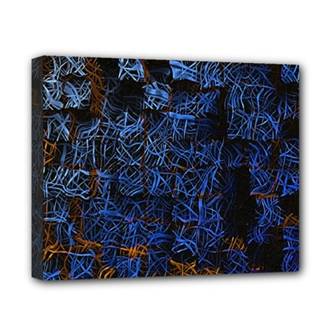 Background Abstract Art Pattern Canvas 10  X 8