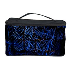 Background Abstract Art Pattern Cosmetic Storage Case