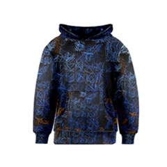 Background Abstract Art Pattern Kids  Pullover Hoodie