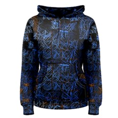 Background Abstract Art Pattern Women s Pullover Hoodie
