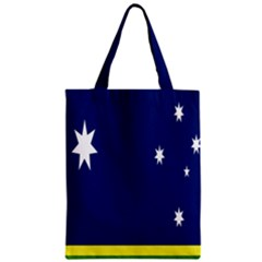 Flag Star Blue Green Yellow Classic Tote Bag