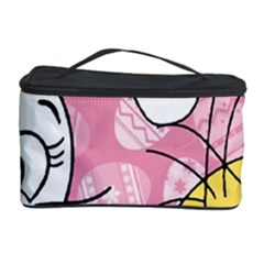 Easter bunny and chick  Cosmetic Storage Case