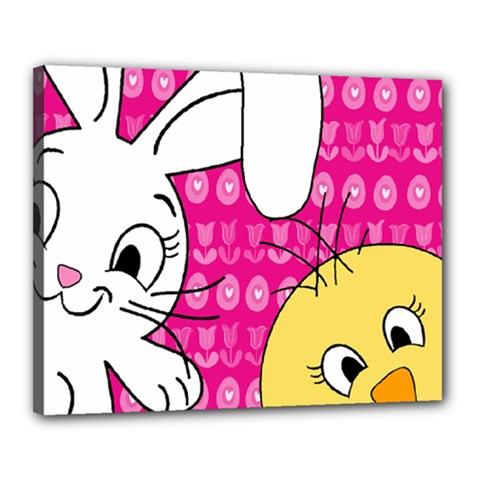 Easter Canvas 20  x 16