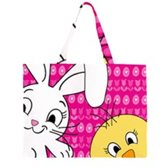 Easter Large Tote Bag