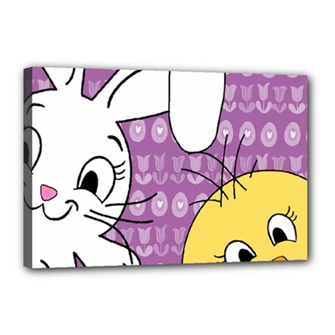 Easter Canvas 18  x 12