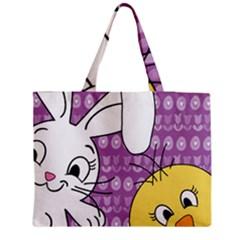 Easter Medium Tote Bag