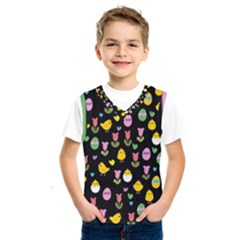 Easter   Chick And Tulips Kids  Sportswear