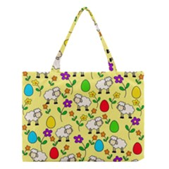 Easter lamb Medium Tote Bag
