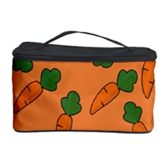 Carrot pattern Cosmetic Storage Case