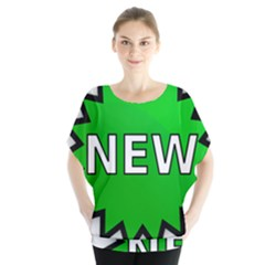 New Icon Sign Blouse