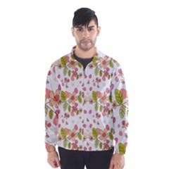 Floral pattern Wind Breaker (Men)