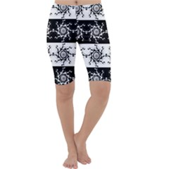 Three Wise Men Gotham Strong Hand Cropped Leggings