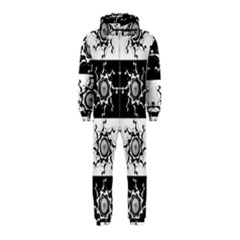 Three Wise Men Gotham Strong Hand Hooded Jumpsuit (Kids)