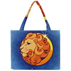 Zodiac Leo Mini Tote Bag