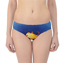 Zodiac Pisces Hipster Bikini Bottoms