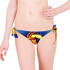 Zodiac Capricorn Bikini Bottom