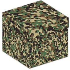 Army Camouflage Storage Stool 12