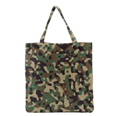 Army Camouflage Grocery Tote Bag