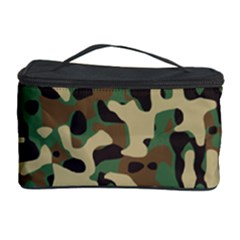 Army Camouflage Cosmetic Storage Case
