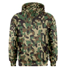 Army Camouflage Men s Pullover Hoodie