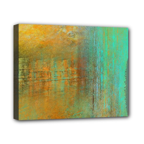 The Waterfall Canvas 10  X 8