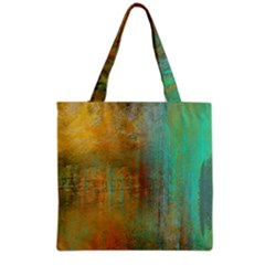 The WaterFall Grocery Tote Bag
