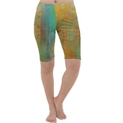 The WaterFall Cropped Leggings