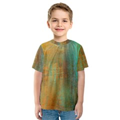 The Waterfall Kids  Sport Mesh Tee