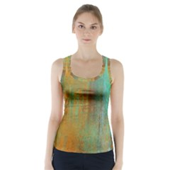 The Waterfall Racer Back Sports Top