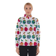 Watercolor Floral Roses Pattern Winterwear