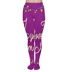 Happy Mothers Day Celebration I Love You Mom Women s Tights