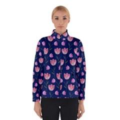 Watercolour Flower Pattern Winterwear