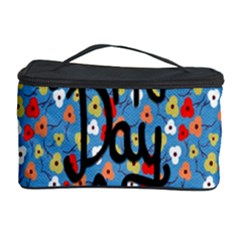 Happy Mothers Day Celebration Cosmetic Storage Case