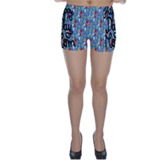 Happy Mothers Day Celebration Skinny Shorts