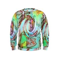 Art Pattern Kids  Sweatshirt