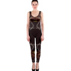 Digitally Created Seamless Pattern Onepiece Catsuit
