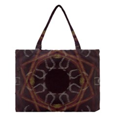 Digitally Created Seamless Pattern Medium Tote Bag