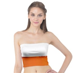 The Wine Bubbles Background Tube Top