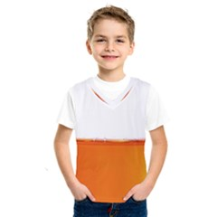 The Wine Bubbles Background Kids  Sportswear