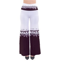 Bubbles In Red Wine Pants