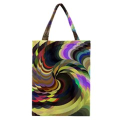 Spiral Of Tubes Classic Tote Bag