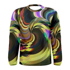 Spiral Of Tubes Men s Long Sleeve Tee