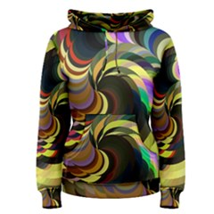 Spiral Of Tubes Women s Pullover Hoodie